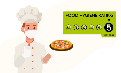 Achieving Food Hygiene Rating Level 5